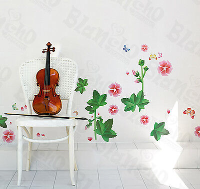 Morning Glory - Large Wall Decals Stickers Appliques Home Decor