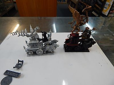 Games Workshop Warhammer Fantasy Empire War Altar of Sigmar & Lumnark of Hysh