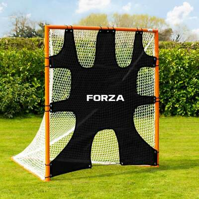 Lacrosse Goal Target Sheet 6 x 6 Goal Attachment Elastic Bungee Cords Included