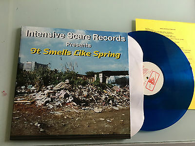 2 LP It Smells Like Spring - Electric Frankenstein The Hellacopters PUNK