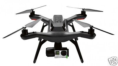 BRAND NEW 3DR Solo Aerial Smart Drone with GIMBLE, EXTRA BATTERY AND PROPELLERS