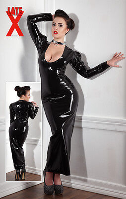 Kleid  LATEX KLEID XS