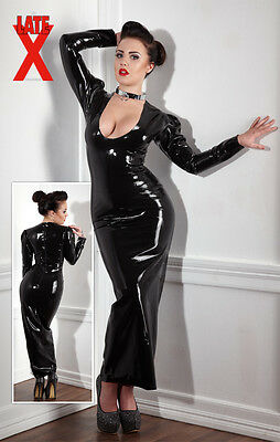 Kleid  LATEX KLEID S