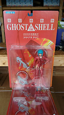 Ghost in the Shell - White Out 6 Inch Figure