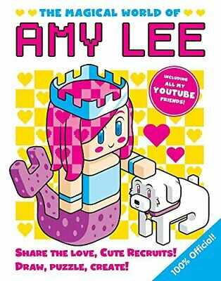 The Magical World of Amy Lee by Lee, Amy Book The Cheap Fast Free Post