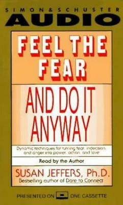 Feel the Fear and Do it Anyway CD ***NEW***