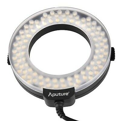 Aputure Amaran Halo AHL-HN100 CRI 95+ LED Macro Ring Flash Light for Nikon DSLR