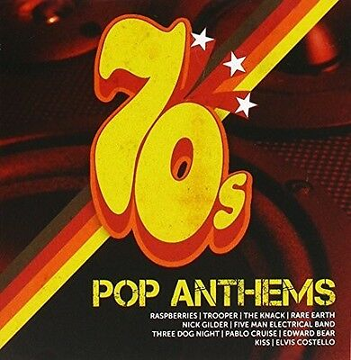 Various Artists - Icon 70s Pop Anthems / Various [New CD] Canada - Import