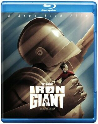 The Iron Giant: Signature Edition [New Blu-ray] Collector's Ed, Rmst, Dolby, D