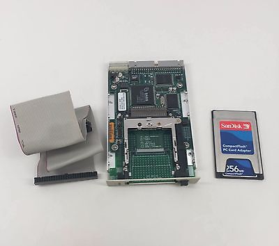Scsi Sdds-Xxa - Adtron Pcmcia To 50Pin Scsi Compact Flash Reader - Mpc / Other