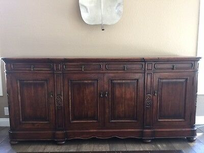 Antique English Credenza