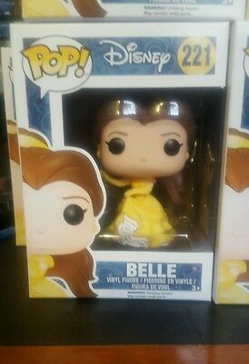 Funko Disney Belle Beauty And The Beast In Stock