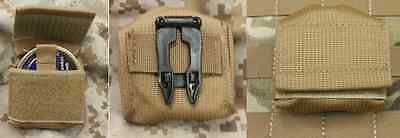 MOLLE Tobacco Dip Pouch in Coyote