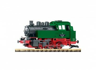 Piko G Scale Industrial Loco Br80 Green/red   Bn   37201