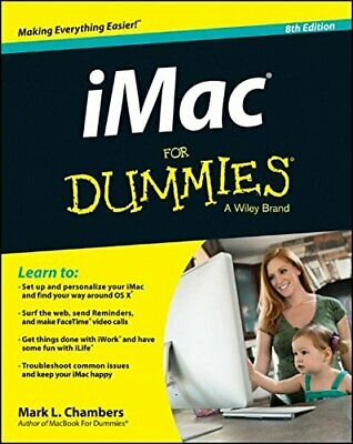 iMac For Dummies by Chambers, Mark L. Book The Cheap Fast Free Post