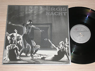 "Pankow - Valpurgisnacht - 12"" Single-Sided Etched Disc Italy"