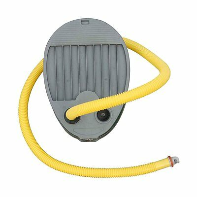Foot Pump For Inflatable boat with hose AQUOS