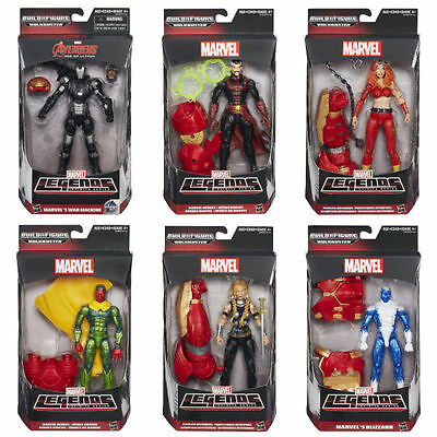 Marvel Legends Infinite Series Build A Figure Hulkbuster Action Figure Toy