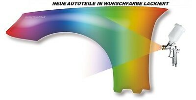 Audi A4 B6 New Fender in Desired color Painted Front Right/Left 2000-2004