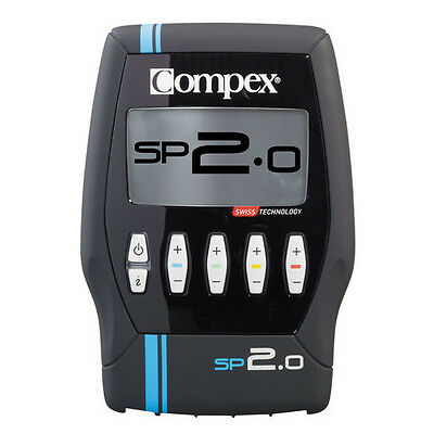 Compex SP 2.0 Muscle Stimulator The WOD Life Crossfit