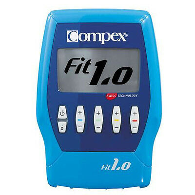 Compex Fit 1.0 Muscle Stimulator The WOD Life Crossfit