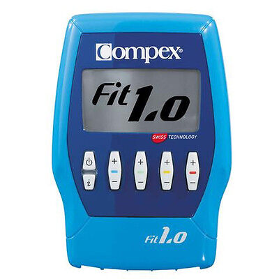 New Compex Fit 1.0 Muscle Stimulator from The WOD Life