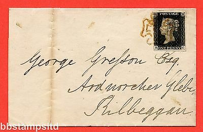 "SG. 2. A1 (2). AS15. "" RC "". 1d Black. Plate 2. A very fine used example."