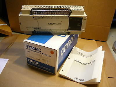 C60K-CDS1-A NEW In Box Omron PLC 60-I/O CPU C60KCDS1A