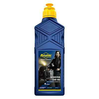 Putoline Scooter 4T Fully Synthetic 4 Stroke Oil 1L
