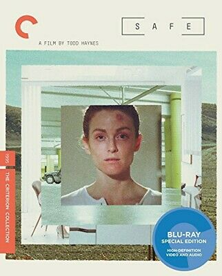 Safe (Criterion Collection) [New Blu-ray] Restored, Special Ed, Subtitled, Wid