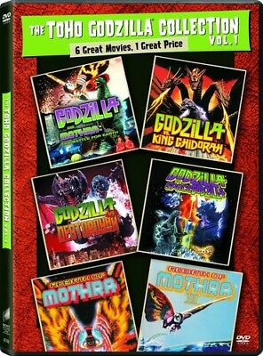 The Toho Godzilla Collection: Volume 1 [New DVD] Full Frame, Widescreen, 3 Pac