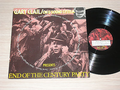 Gary Clail / On-U Sound System - End Of The Century - Lp 33 Giri France