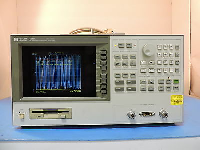 Agilent 4291A RF Impedance / Material Analyzer - 90 Day Warranty, Calibrated