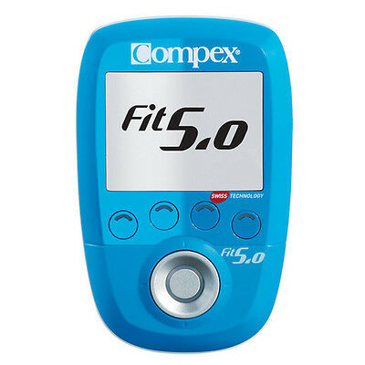 Compex Fit 5.0 Wireless Muscle Stimulator The WOD Life Crossfit