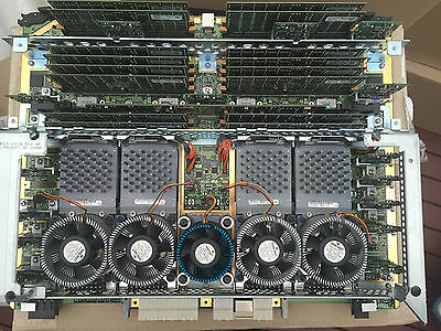HP Integrity RX7640 RX8640  Board 48GB RAM AB313-0008A RP Server -12 in Stock