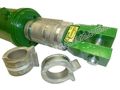 Stroke Limiting Collar Stoppers for Hydraulic Cylinders / Rams