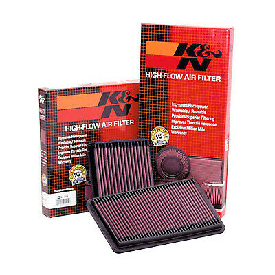 K&N Air Panel Filter For Audi A8 (D3) 2002-2010 - E-0775
