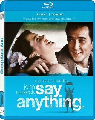 Say Anything... [New Blu-ray] Ac-3/Dolby Digital, Digitally Mastered In HD, Do
