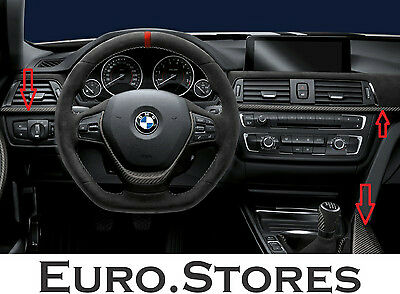 Bmw 3 Series F30 F31 F34 Gt M Performance Carbon Alcantara Interior