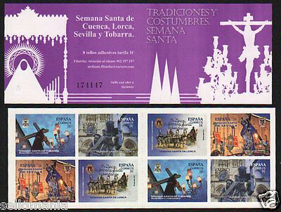2016 Traditions Customs Semana Santa 5037 / 40 ** 5037C Carne Easter   Tc20072