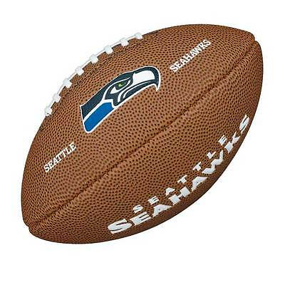 WILSON Seattle Seahawks NFL mini american football