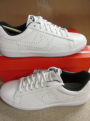 best loved 94cc8 9bb35 Nike Tennis Classic Ultra LTHR Mens Trainers 749644 100 Sneakers Shoes