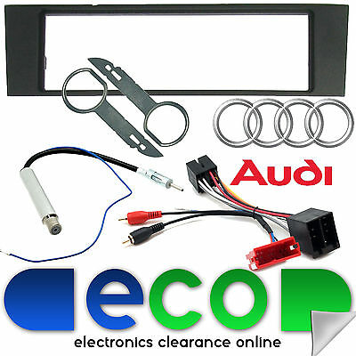 AUDI A3 8P 2003 - 2005 MK2 Rear Bose Audio System Car Stereo Upgrade Fitting Kit