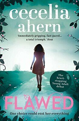 Flawed by Ahern, Cecelia Book The Cheap Fast Free Post