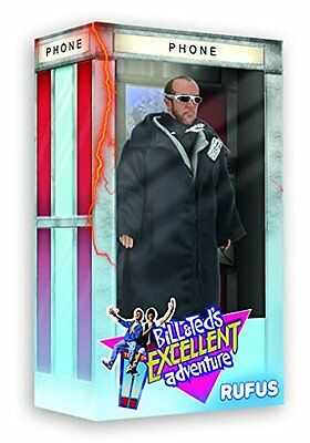 "NECA - 8"" Figure Bill and Ted's Excellent Adventure - Clothed Rufus"
