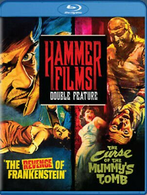 Hammer Films Double Feature: The Revenge of Frankenstein / Curse of the Mummy's