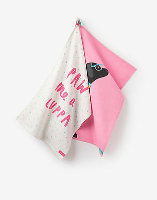 50% OFF Joules Thea Tea Towels 2 Pack