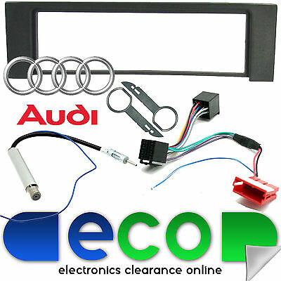 AUDI A4 B6 2000 - 2005 MK2 Rear Bose Audio System Car Stereo Speaker Fitting Kit