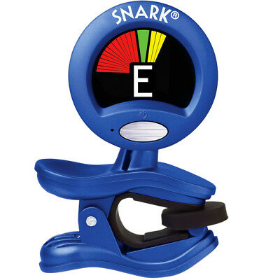 Snark SN-1X Clip-On Chromatic Tuner for Acoustic, Electric & Bass Guitars, New!