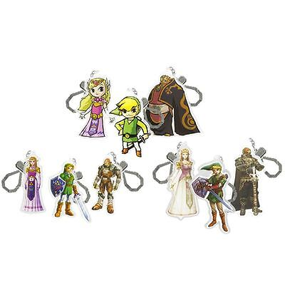 Official The Legend of Zelda Mistero Zaino Fermaglio Buddies Blind Bag 1 Casuale